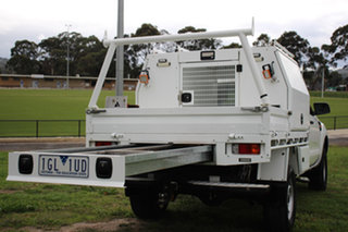 2015 Ford Ranger XL Hi-Rider Cab Chassis.