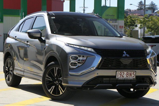 Discounted Demonstrator, Demo, Near New Mitsubishi Eclipse Cross Exceed AWD, Bowen Hills, 2021 Mitsubishi Eclipse Cross Exceed AWD Wagon