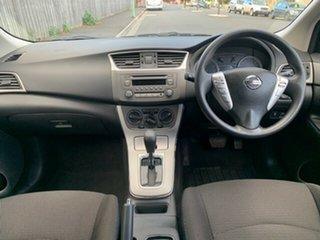 2014 Nissan Pulsar ST Hatchback.