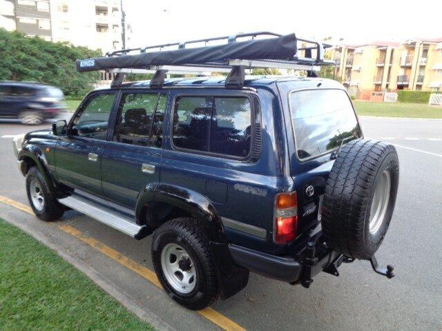 Used Toyota Landcruiser GXL (4x4), Chermside, 1996 Toyota Landcruiser GXL (4x4) Wagon