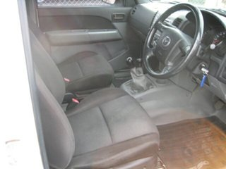 2010 Mazda BT-50 Boss B3000 DX (4x4) Dual Cab Pick-up.