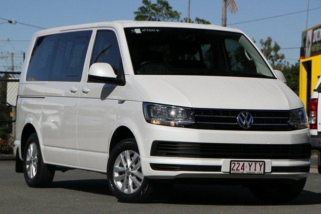 Used Volkswagen Multivan TDI340 SWB DSG Comfortline, Bowen Hills, 2018 Volkswagen Multivan TDI340 SWB DSG Comfortline Wagon