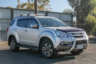 Used Isuzu MU-X LS-T Rev-Tronic, Oakleigh, 2017 Isuzu MU-X LS-T Rev-Tronic MY16.5 Wagon
