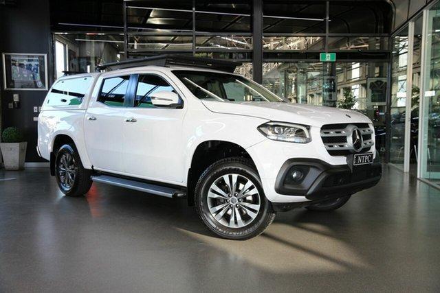 Used Mercedes-Benz X-Class X250d 4MATIC Progressive, North Melbourne, 2019 Mercedes-Benz X-Class X250d 4MATIC Progressive Utility