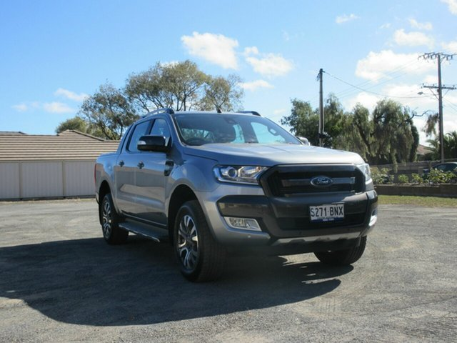 Used Ford Ranger Wildtrak 3.2 (4x4), Enfield, 2016 Ford Ranger Wildtrak 3.2 (4x4) Dual Cab Pick-up