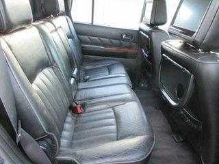 2008 Nissan Patrol TI (4x4) Wagon.