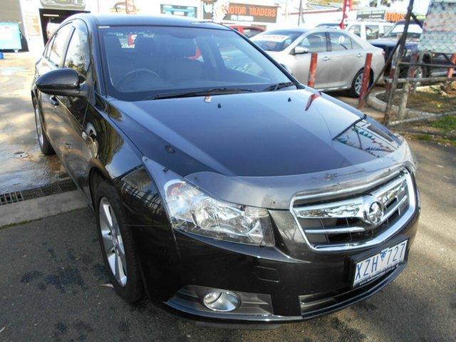 Discounted Used Holden Cruze CDX, Werribee, 2010 Holden Cruze CDX Sedan