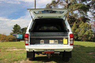 2013 Isuzu D-MAX SX Crew Cab Utility.