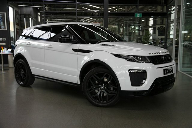 Used Land Rover Range Rover Evoque HSE, North Melbourne, 2017 Land Rover Range Rover Evoque HSE Wagon