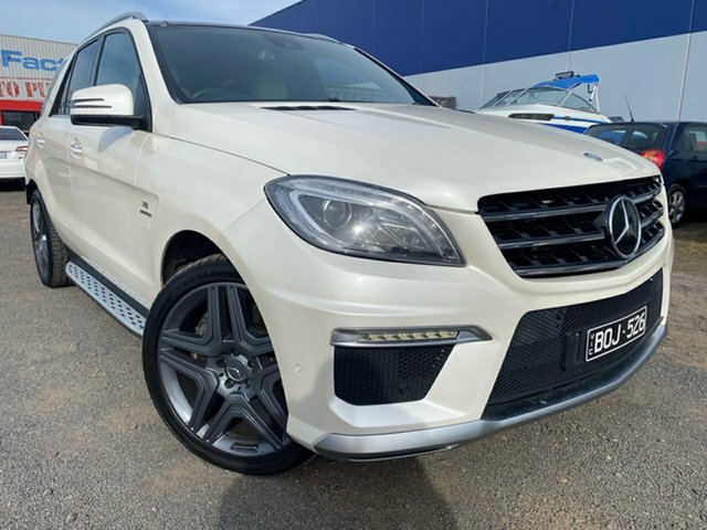 Used Mercedes-Benz ML63 AMG 4x4, Hoppers Crossing, 2013 Mercedes-Benz ML63 AMG 4x4 Wagon