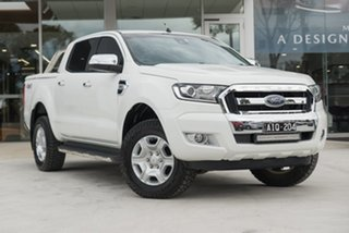 Used Ford Ranger XLT 3.2 (4x4), Mulgrave, 2016 Ford Ranger XLT 3.2 (4x4) PX MkII Double Cab Pick Up
