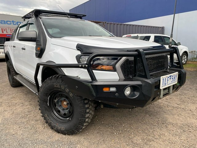Used Ford Ranger XLS 3.2 (4x4), Hoppers Crossing, 2017 Ford Ranger XLS 3.2 (4x4) Double Cab Pick Up