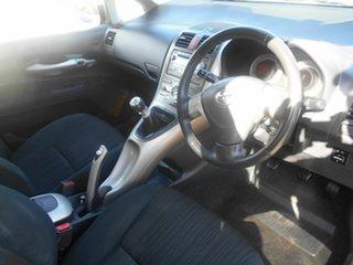 2007 Toyota Corolla Levin ZR Hatchback.