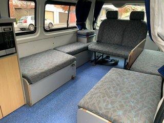 2008 Toyota HiAce Commuter Bus.