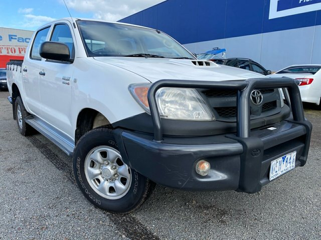 Used Toyota Hilux SR (4x4), Hoppers Crossing, 2006 Toyota Hilux SR (4x4) Dual Cab Pick-up