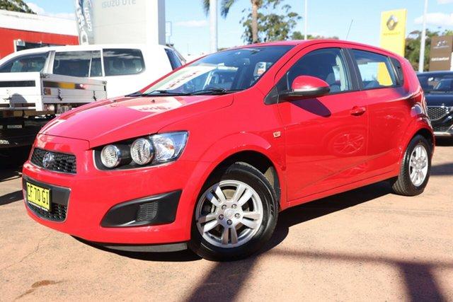 Used Holden Barina CD, Brookvale, 2015 Holden Barina CD Hatchback