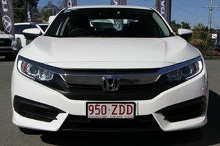 2016 Honda Civic VTi Sedan.