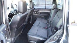 2019 Mitsubishi Pajero GLS Leather Option Wagon.