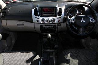 2013 Mitsubishi Triton GLX-R Double Cab Utility.