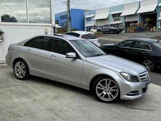 2013 Mercedes-Benz C250 CDI Elegance BE Sedan.
