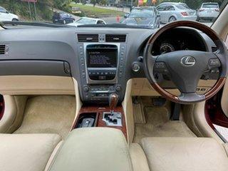 2008 Lexus GS300 Sport Luxury Sedan.