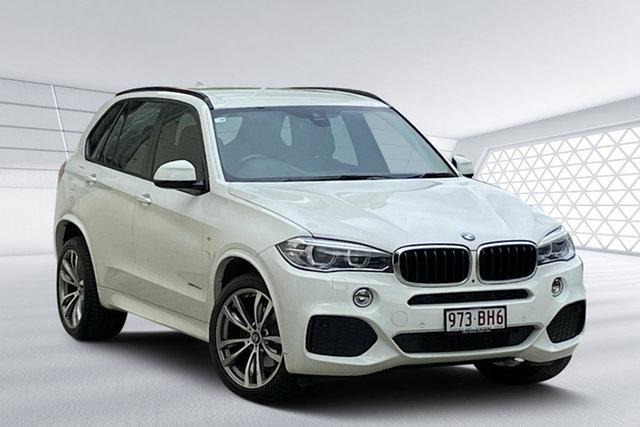Used BMW X5 sDrive 25D, Moorooka, 2016 BMW X5 sDrive 25D Wagon