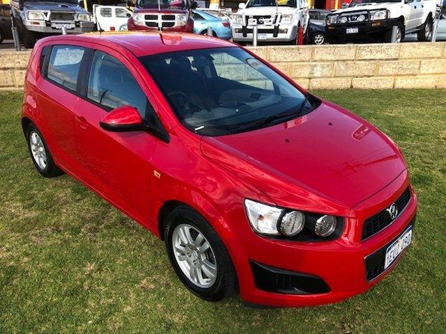 Used Holden Barina CD, Wangara, 2015 Holden Barina CD Hatchback