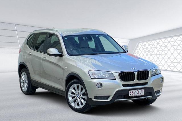 Used BMW X3 xDrive20d, Moorooka, 2013 BMW X3 xDrive20d Wagon