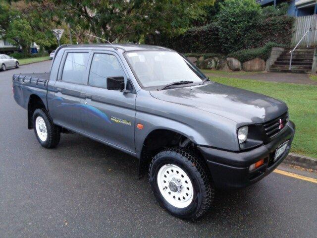 Used Mitsubishi Triton GLX (4x4), Chermside, 1998 Mitsubishi Triton GLX (4x4) MK Double Cab Utility