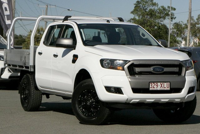 Used Ford Ranger XLS Double Cab, Bowen Hills, 2017 Ford Ranger XLS Double Cab Utility