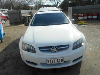 2010 Holden Commodore Omega Utility.