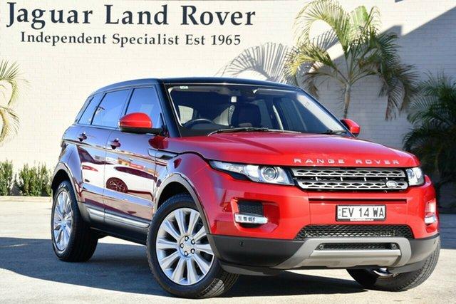 Used Land Rover Range Rover Evoque Pure, Welshpool, 2015 Land Rover Range Rover Evoque Pure Wagon