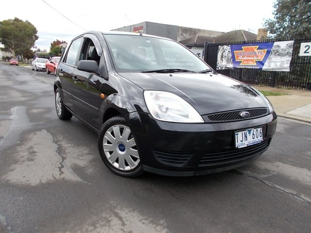 Discounted Used Ford Fiesta LX, Bayswater, 2005 Ford Fiesta LX Hatchback