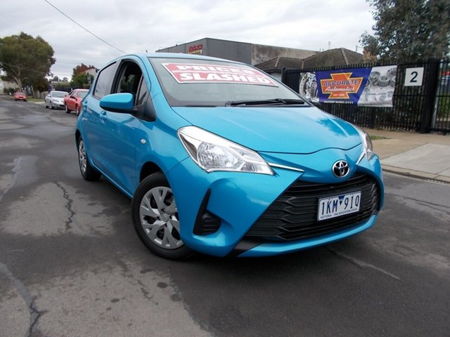Discounted Used Toyota Yaris Ascent, Bayswater, 2017 Toyota Yaris Ascent Hatchback