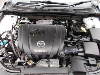 2014 Mazda 3 SP25 SKYACTIV-MT GT Hatchback.