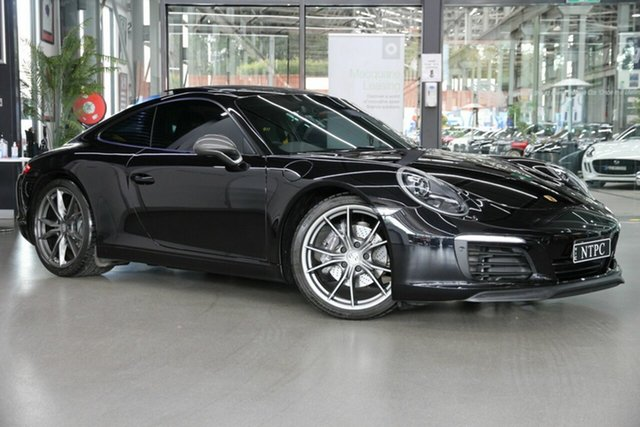 Used Porsche 911 Carrera T PDK, North Melbourne, 2018 Porsche 911 Carrera T PDK Coupe