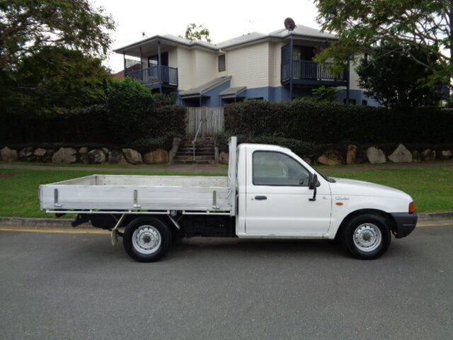 Used Ford Courier GL, Chermside, 2001 Ford Courier GL PE Utility