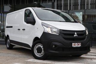 2020 Mitsubishi Express GLX LWB DCT Van.