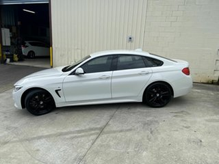 2016 BMW 428i Gran Coupe Sport Line Coupe.