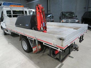 2015 Ford Transit Single Cab Cab Chassis.