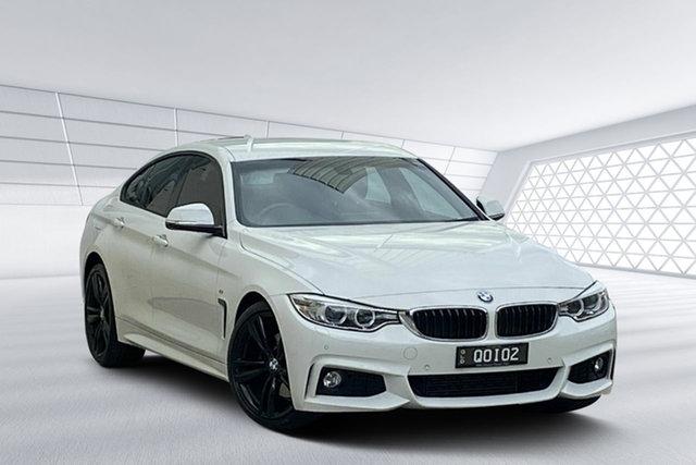 Used BMW 428i Gran Coupe Sport Line, Moorooka, 2016 BMW 428i Gran Coupe Sport Line Coupe