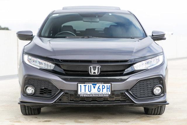 Used Honda Civic RS, Springvale, 2017 Honda Civic RS 10th Gen MY17 Hatchback