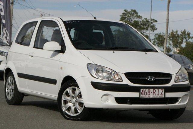 Used Hyundai Getz S, Bowen Hills, 2010 Hyundai Getz S Hatchback