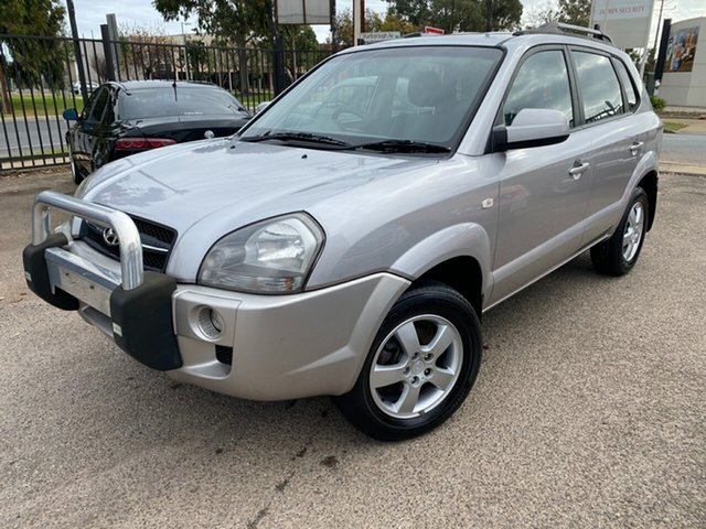 Discounted Used Hyundai Tucson City, Woodville Park, 2005 Hyundai Tucson City Wagon