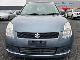 2006 Suzuki Swift Hatchback.