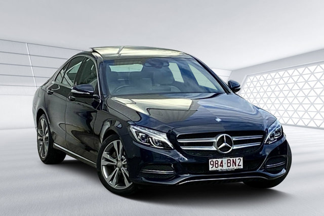 Used Mercedes-Benz C200, Moorooka, 2014 Mercedes-Benz C200 Sedan