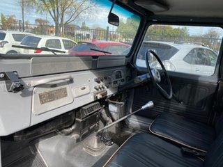1976 Toyota Landcruiser (4x4) Pickup.