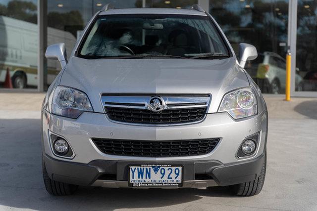 Used Holden Captiva 5 (4x4), Mulgrave, 2012 Holden Captiva 5 (4x4) CG MY12 Wagon
