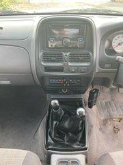 2003 Nissan Navara ST-R (4x4) Dual Cab Pick-up.