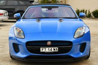 2017 Jaguar F-TYPE Convertible Convertible.